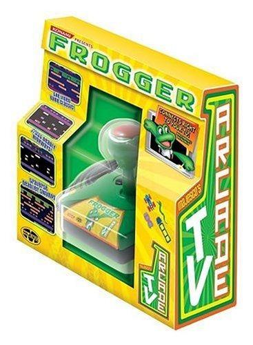 frogger enchufarlo y play tv arcade