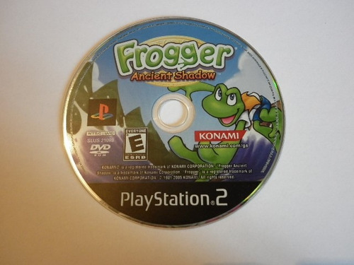 frogger para play station 2