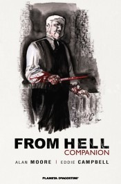 from hell companion(libro cómic usa)