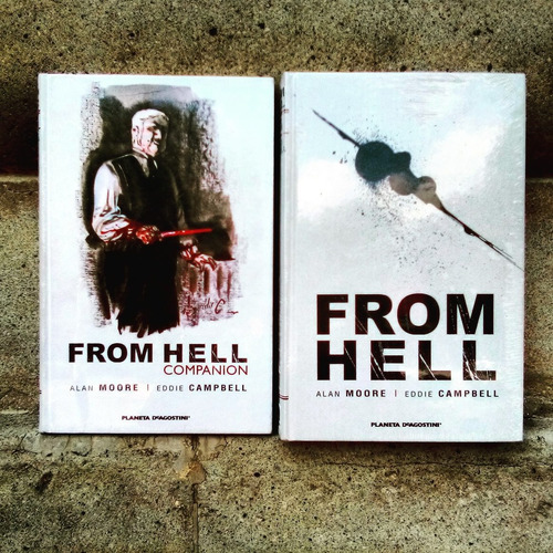 from hell + from hell companion