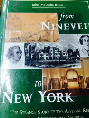 from nineveh to new york. russel