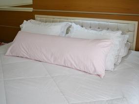 30be02721a Capa Travesseiro Body Pillow no Mercado Livre Brasil