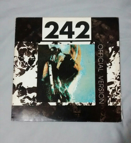 front 242 album vinil...bauhaus cure sisters