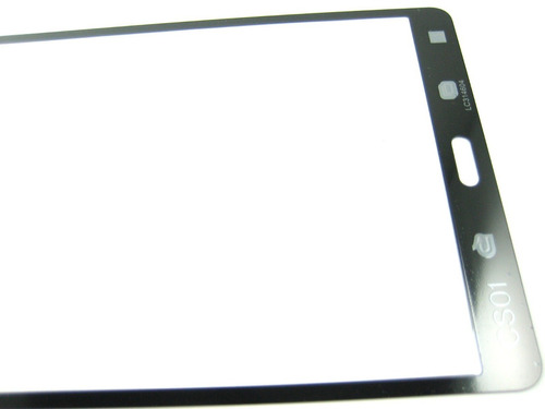 front glass samsung galaxy tab s 8.4 sm-t700 wifi~black