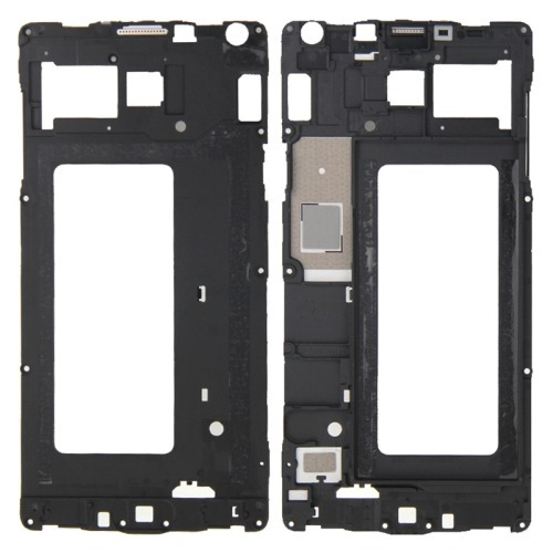 front housing lcd frame bezel plate for galaxy a7 / a700