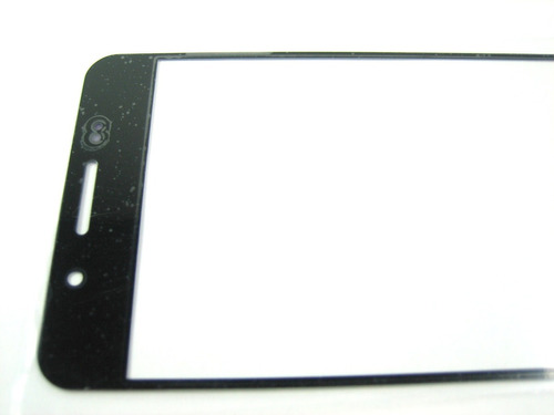 front outer glass lens samsung galaxy a3 2016 a310~black