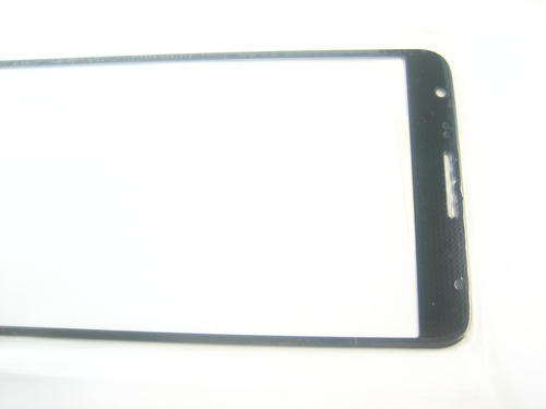 front outer glass lens samsung galaxy note 3 neo~black