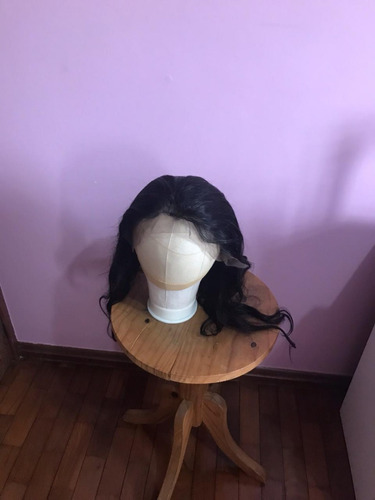 frontal closure+ 3 bundles de cabelo para montar lace front