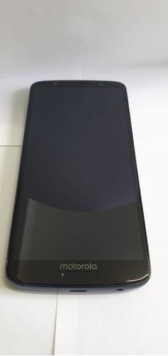 frontal display lcd tela touch moto g6 plus xt1926 original