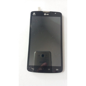 Frontal Display+touch Lg D386 Com Aro