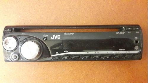 frontal jvc kd g-240