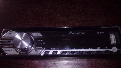 frontal radio carro pionner 2550