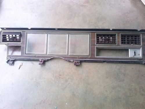 frontal tablero conquistador 5ta quinta rueda 1980 a 1984