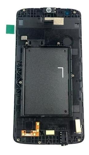 frontal tela display touch lg k8 k350 k350ds 100% original