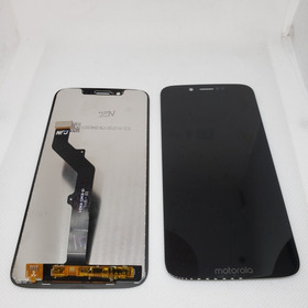 Frontal Tela Display Touch Moto G7 Play Original + Película