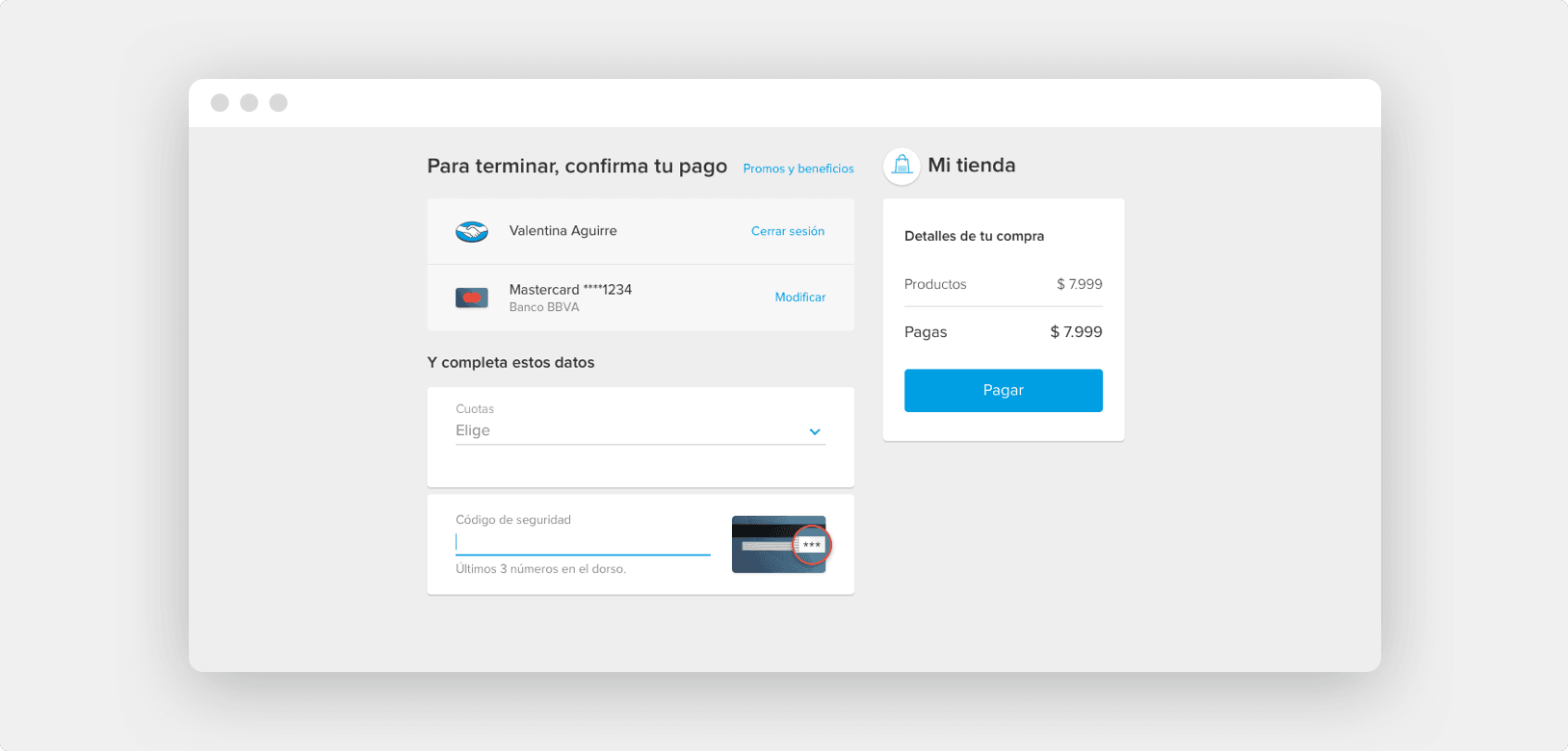 Checkout-redirect