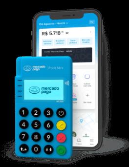 Point Mini com NFC