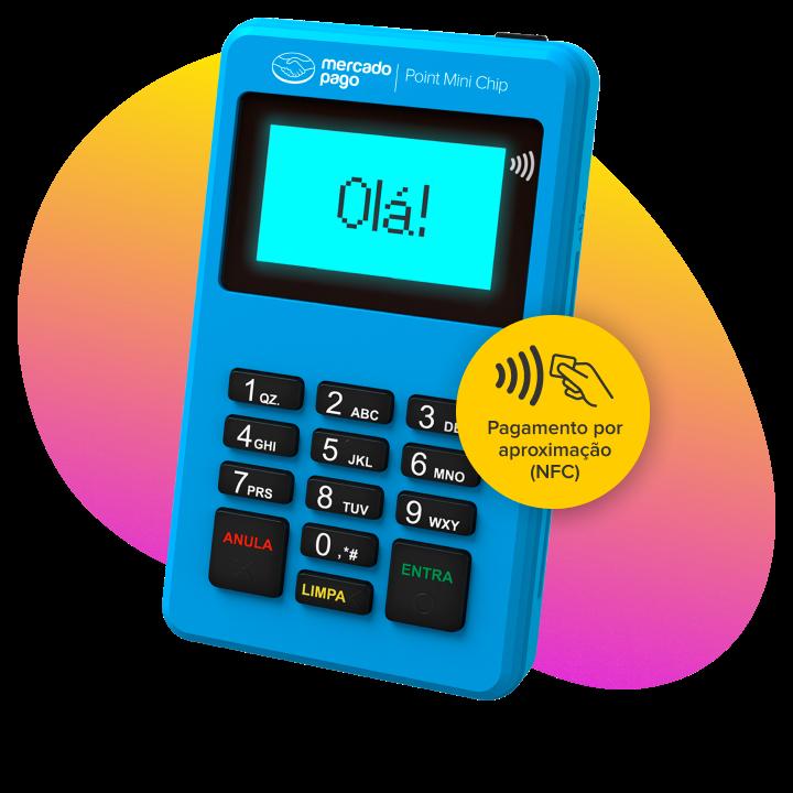 Mercado Pago Point Mini Chip