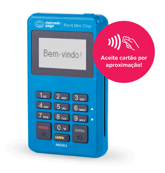Mercado Pago Point Mini Chip