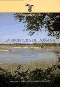 frontera de doñana(libro )