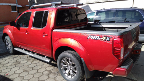 frontier 2014 pro 4x4, pickup, crew cab, rin 18