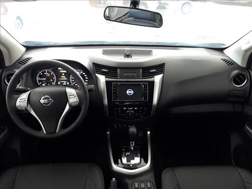 frontier 2.3 16v turbo diesel le cd 4x4 automático