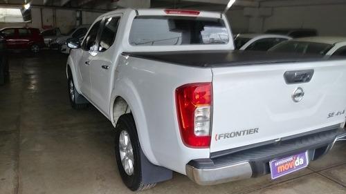 frontier 2.3 16v turbo diesel se cd 4x4 automático 40106km