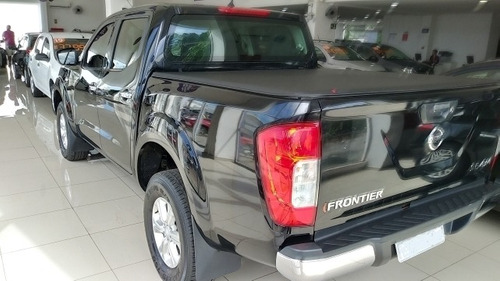 frontier 2.3 16v turbo diesel se cd 4x4 automático 57793km