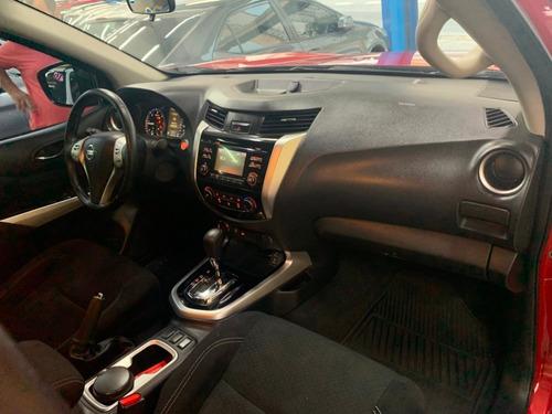 frontier 2.3 se 4x4 (aut) 2018 turbo diesel trator de luxo