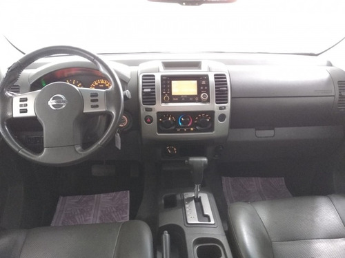 frontier 2.5 le 4x4 cd turbo eletronic diesel 4p