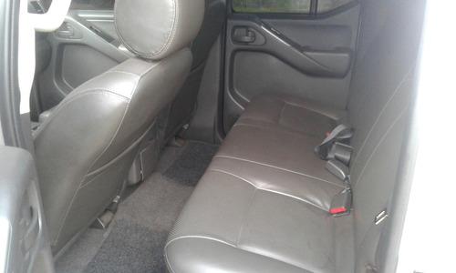frontier 2.5 le attack cab. dupla aut. 4p