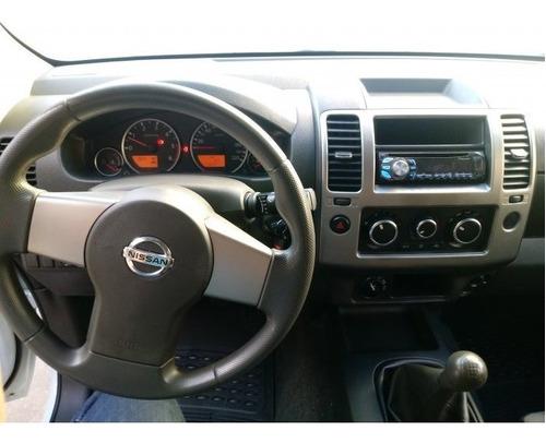 frontier 2.5 s 4x4 cd turbo eletronic diesel 4p manual