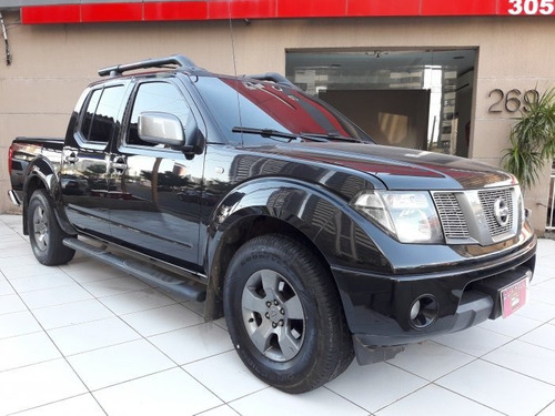 frontier 2.5 se attack 4x4 cd turbo eletronic diesel 4p m...