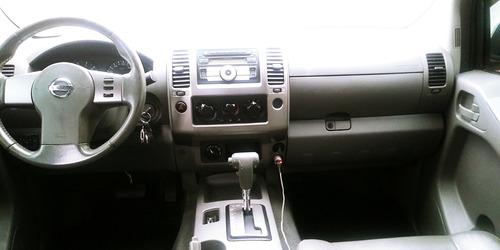 frontier 2.5 sel cab. 4x4 aut.ano 2008 completa otimo estado