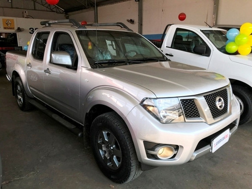 frontier 2.5 sv attack 4x4 cd turbo eletronic diesel 4p