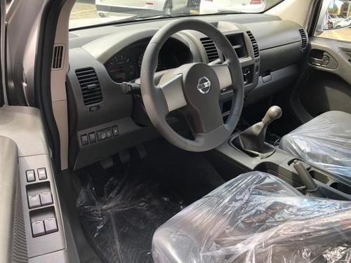 frontier 2.5 xe 4x2 cd turbo eletronic diesel 4p manual