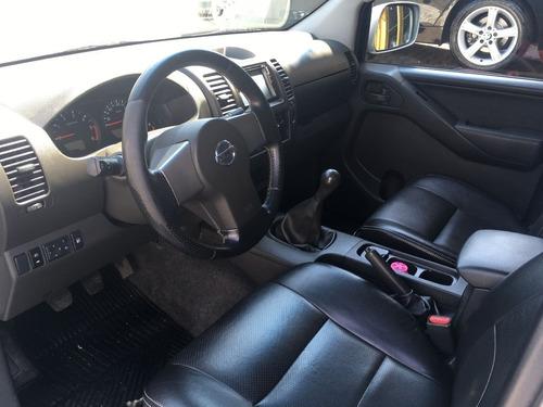frontier 2.5 xe 4x4 cd turbo eletronic 2013