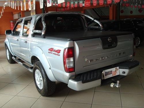 frontier 2.8 se serrana 4x4 cd turbo eletronic diesel 4p