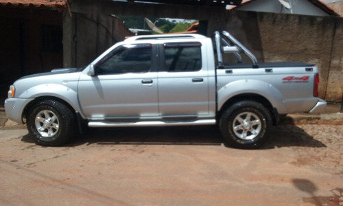 frontier 2.8 td 4x4 diesel, cabine dupla motor mwm completa