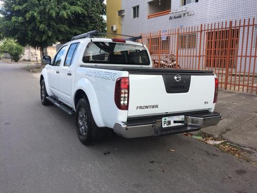 frontier attack 2.5 cab.dup 2014*preço e condição imperdível