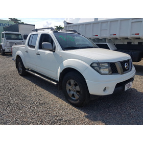 Frontier Attack Nissan Cab. Dupla 4x4 4p