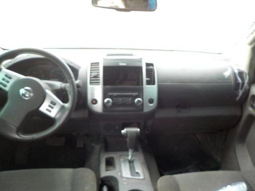 frontier crewcab 4p pro-4x v6 aut 4x2 4.0lts