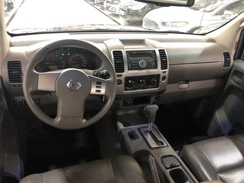 frontier le 2.5 4x4 turbo diesel ac troca/financio
