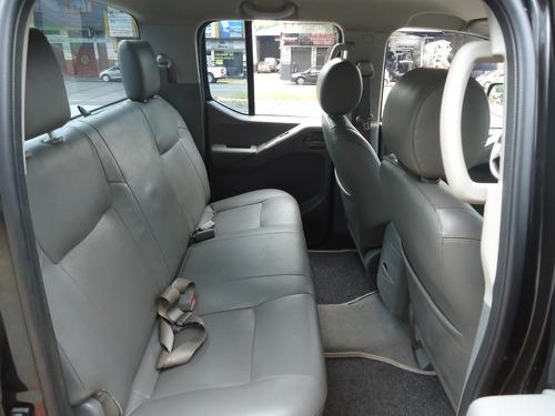 frontier le 2.5 diesel 4x4 cd ( cab. dupla )