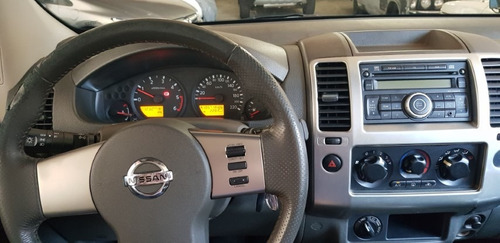 frontier le 2.5 td 4x4 aut. ano 2012