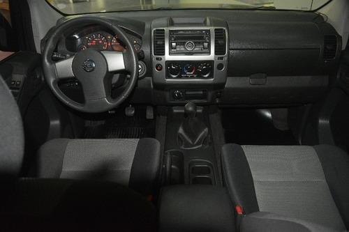 frontier se 2.5 4x4 manual diesel