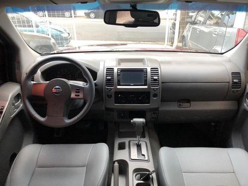 frontier sel cd 4x4 2.5 tb diesel aut.