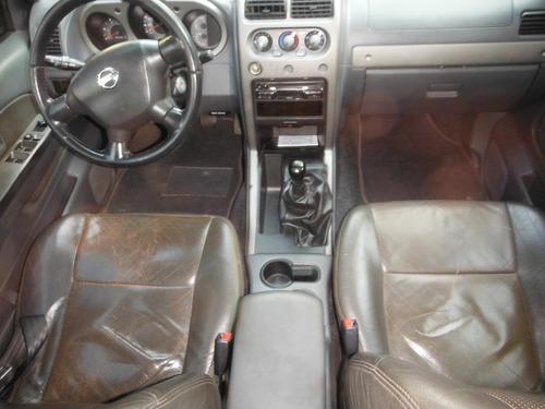 frontier vibe 2.8 diesel turbo 2007 + mais nova do brasil