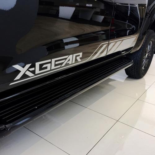 frontier x-gear 2.3 4x4