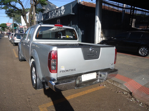 frontier xe 2.5 4x2 cd ( cab. dupla )
